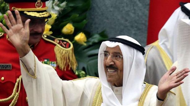 دياب يعلن الحداد على أمير الكويت