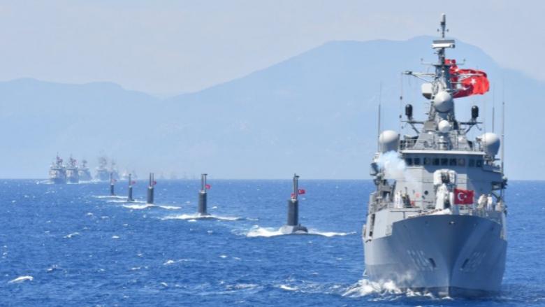 لماذا انكفأت تركيا في صراع شرق المتوسط؟