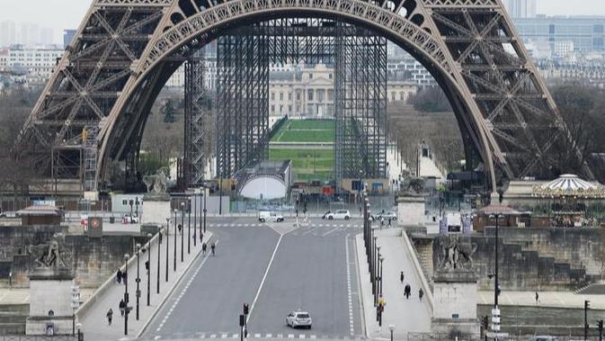 مكافحة الإرهاب الفرنسية توقف عناصر شبكة لتمويل الإرهاب في سوريا