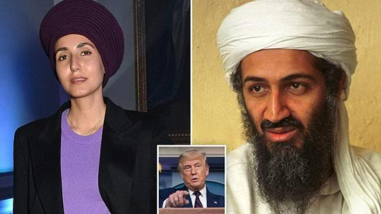 نور بن لادن تدعم ترامب.. وتحذّر من أحداث 11 أيلول جديدة