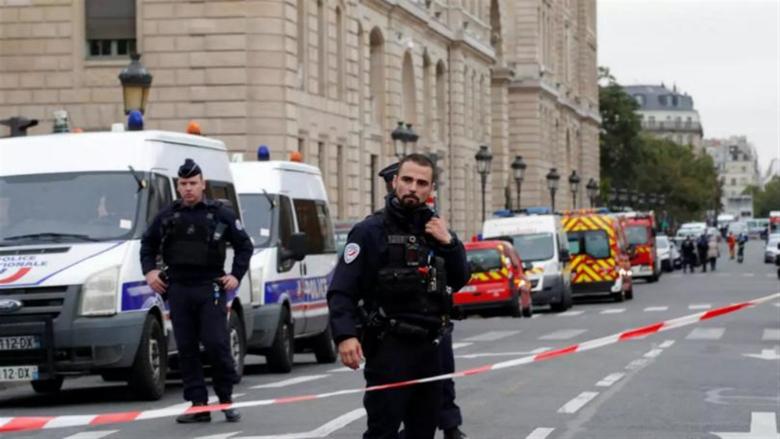 إصابة شخص بجروح خطرة جراء هجوم في باريس