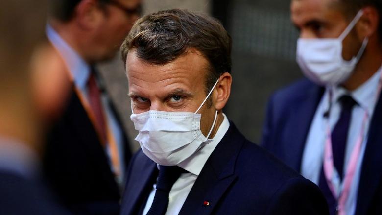 """مبادرة ماكرون """"مؤتمر دوحة ـ 2"""" بالفرنسية"""