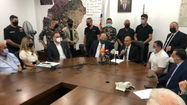 """وزير الصحة عقد اجتماعاً في طرابلس للحد من إنتشار """"كورونا"""""""