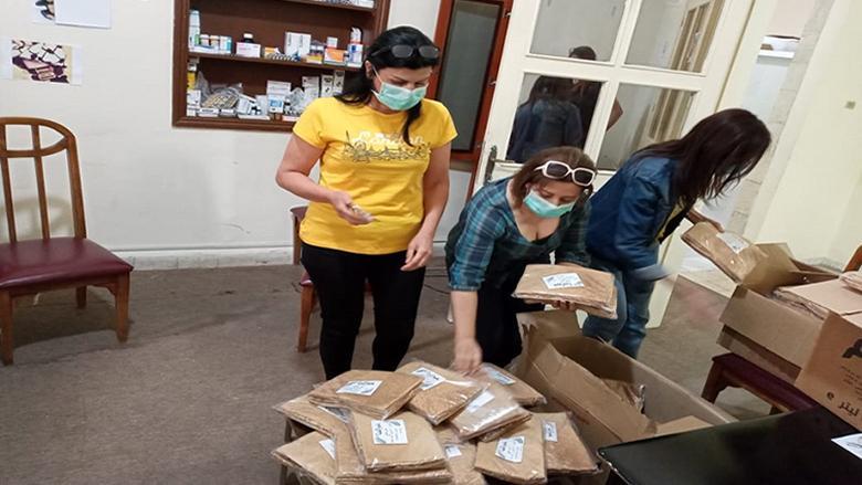 """""""خبزاتنا دوا """": مبادرة لـ """"النسائي التقدمي - الشوف"""" لتمويل حملة الدواء"""