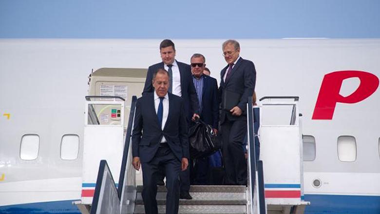ماذا حمل لافروف والوفد الروسي إلى سوريا؟