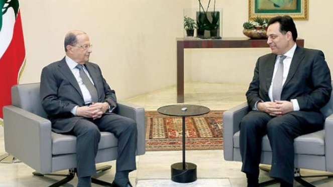 بالفيديو: عون يناقض نفسه ويتهم الحريري بالكذب