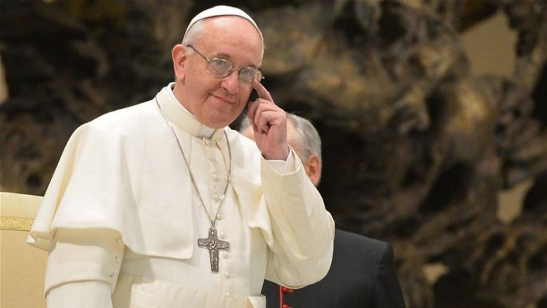 بسبب كورونا.. البابا غير متأكد مما إذا كان سيزور العراق في آذار