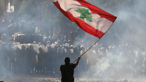 رحم الله لبنان
