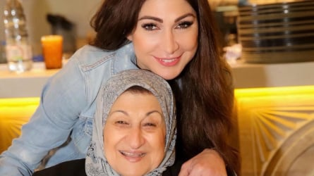 صادق نعت والدتها: روحي راحت معك