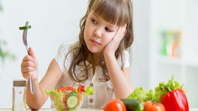 نصائح للتغلب على عدم تناول الخضراوات