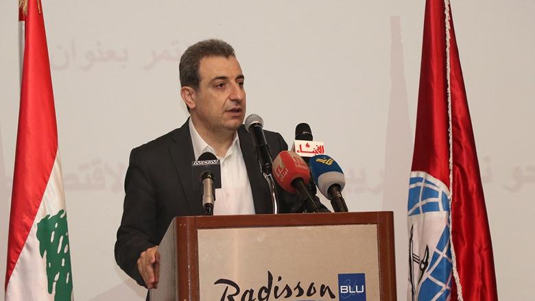 """أبو فاعور: """"الطاقة"""" و""""كهرباء لبنان"""" يمنعان الكهرباء عن مستشفى راشيا الحكومي"""