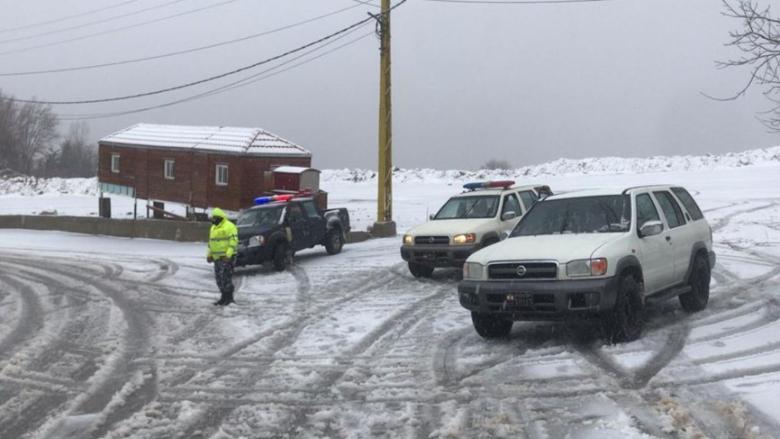 قوى الأمن حذرت المواطنين من التوجه الى المناطق الجبلية خلال الإقفال