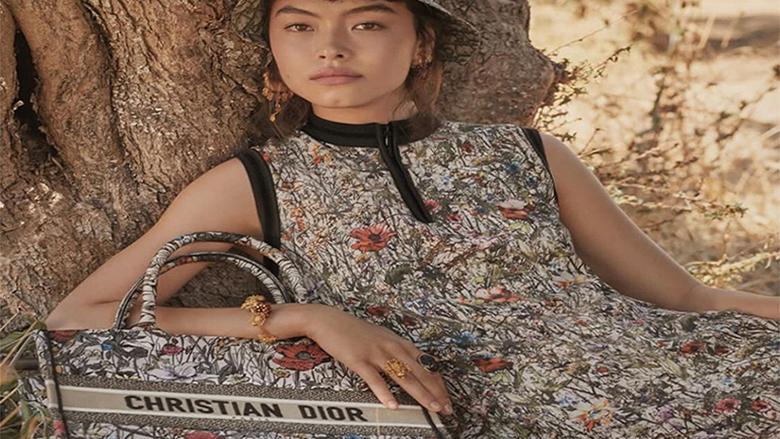 """حقائب الأمتعة بإصدارات جديدة من """"Dior"""""""