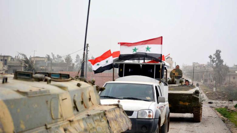 المجلس الاطلسي: تحديات كبيرة امام النظام السوري في 2021