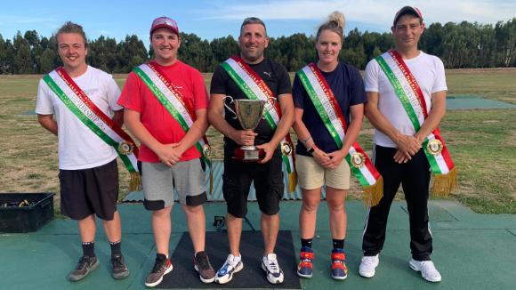 لبنانيان يتصدران بطولة الرماية الكبرى في استراليا