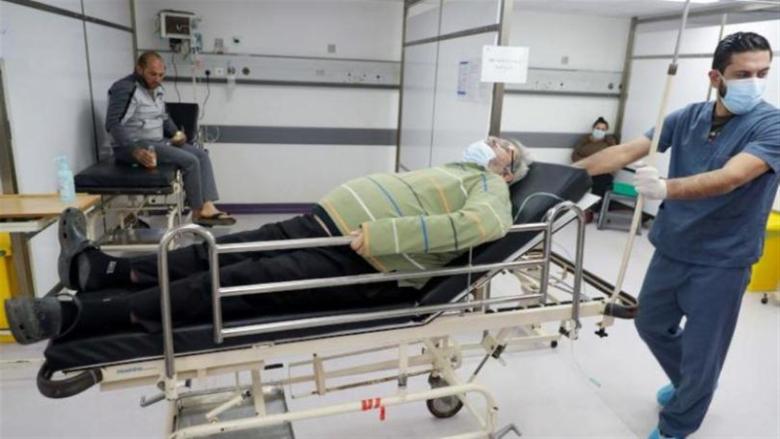 المشهد الوبائي في لبنان.. مستشفيات بلا أيّ سرير فارغ