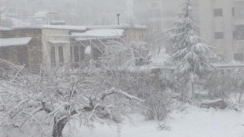 منخفضات جوية تؤثر على لبنان.. كيف سيكون طقس اليومين المقبلين؟