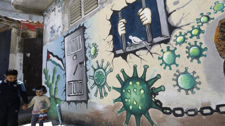 """""""نضال لأجل الإنسان"""": حرمان الفلسطينيين من اللقاح خطوة اسرائيلية جبانة"""