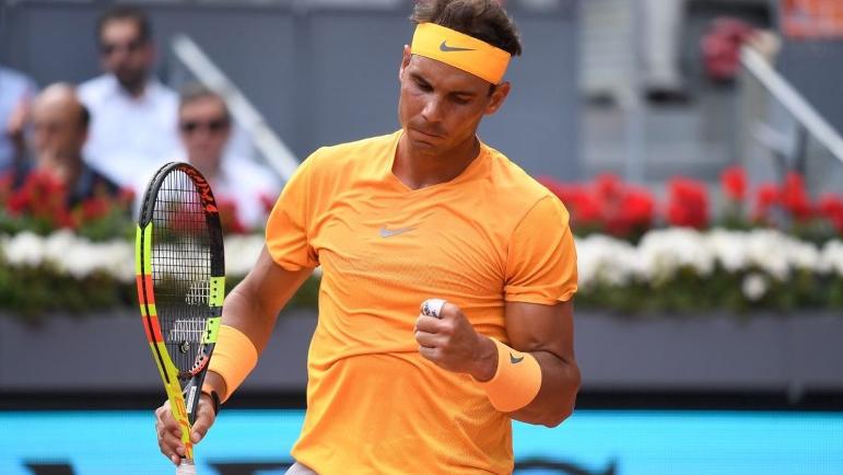 تصنيف لاعبي التنس.. ورقم قياسي لنادال