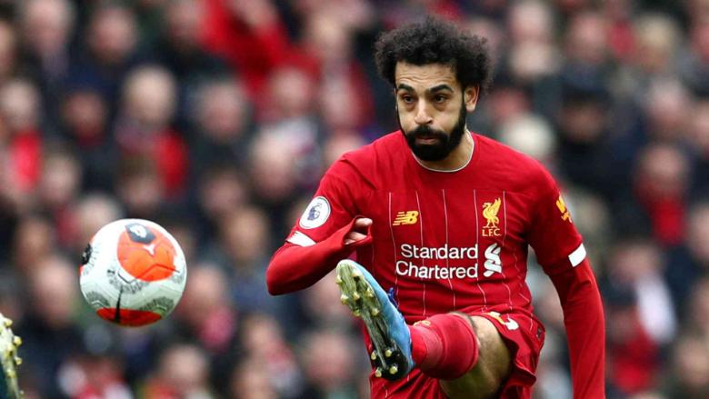 محمد صلاح يتغلّب على محرز.. أفضل لاعب عربي