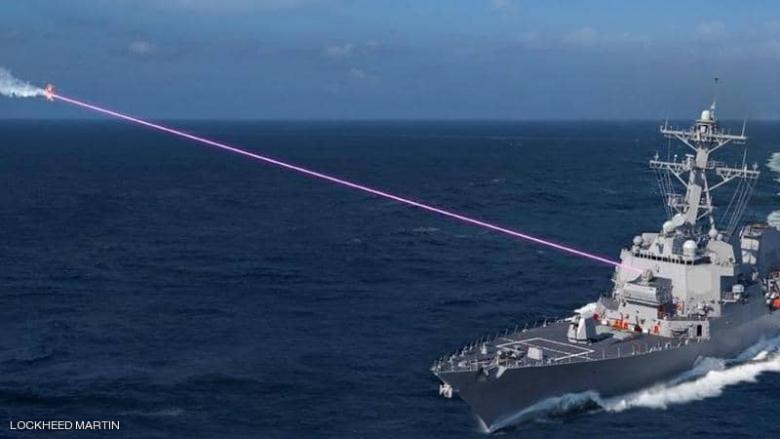 """سلاح أميركي جديد """"يصعق الطائرات"""""""
