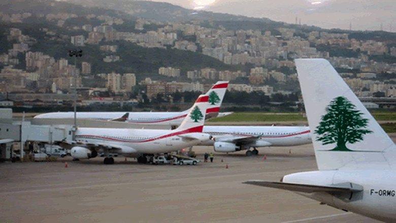 """13 إصابة بـ""""كورونا"""" على متن رحلات وصلت الى بيروت السبت"""