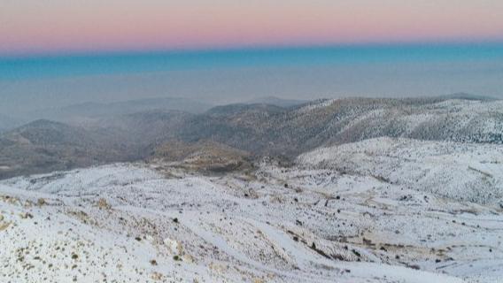 المنخفض الجوي مستمر.. أمطار وثلوج على ارتفاع 1100 متر