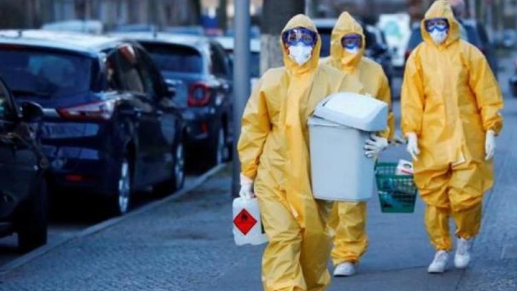 """ألمانيا تسجل أكثر من 12 ألف إصابة جديدة بـ""""كورونا"""""""