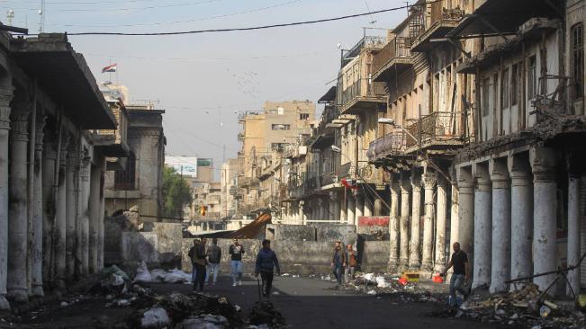 الخارجية اللبنانية دانت الهجوم الإنتحاري المزدوج في العراق