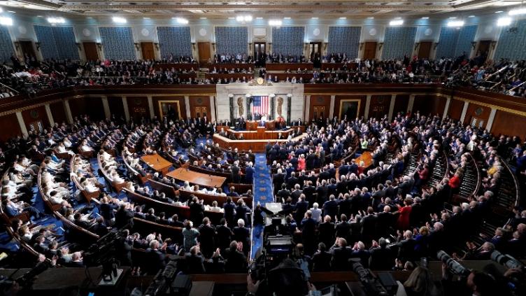 مجلس الشيوخ الأميركي تسلم رسمياً القرار الإتهامي تمهيداً لمحاكمة ترامب
