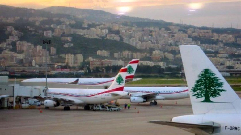 """24 إصابة بـ""""كورونا"""" على متن رحلات وصلت الى بيروت في 23 الجاري"""