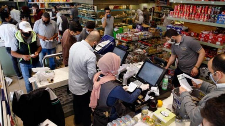 مخاوف على الأمن الغذائي في لبنان بسبب الإقفال العام