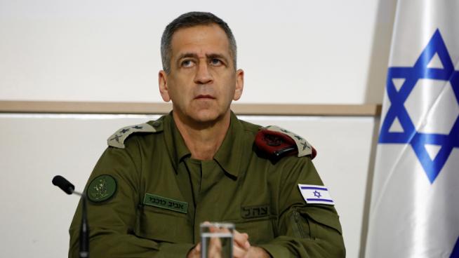 رئيس الأركان الإسرائيلي طلب وضع خطط لمواجهة إيران