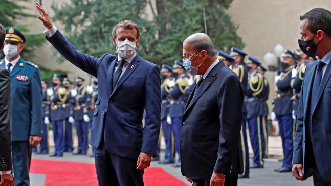 ماكرون سعى لتجديد تفويضه الأميركي لبنانياً.. وقوى الحُكم بالمرصاد للتعطيل