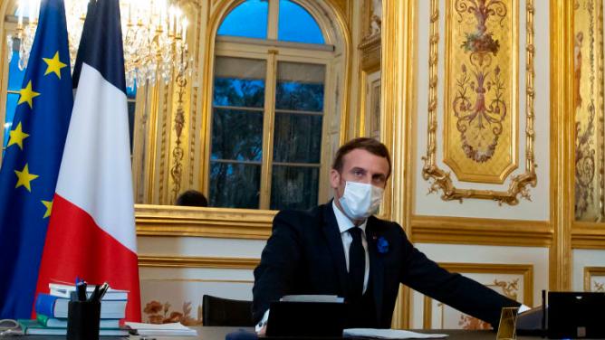 اتصال بين ماكرون وبايدن.. هل تتحرك المبادرة الفرنسية من جديد؟