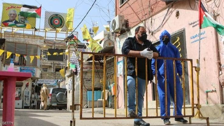 3800 لاجئ فلسطيني مصاب بكورونا: العنصرية تطال اللقاح... فمن المسؤول عن تأمينه؟