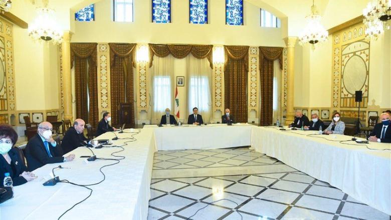 دياب خلال اجتماع لجنة كورونا: لا شيء يمنع تمديد الإقفال في حال تفاقمت الأعداد