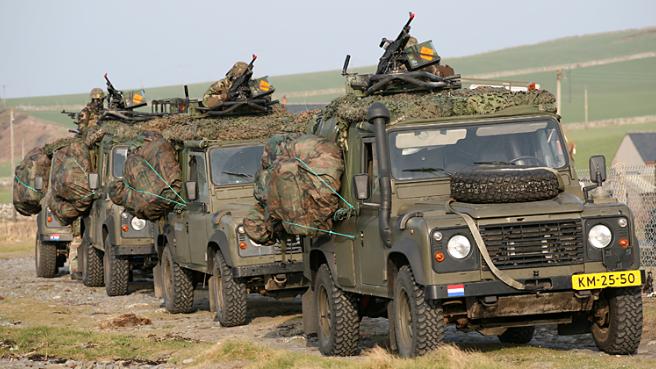 لمراقبة الحدود مع سوريا.. مساعدات بريطانية