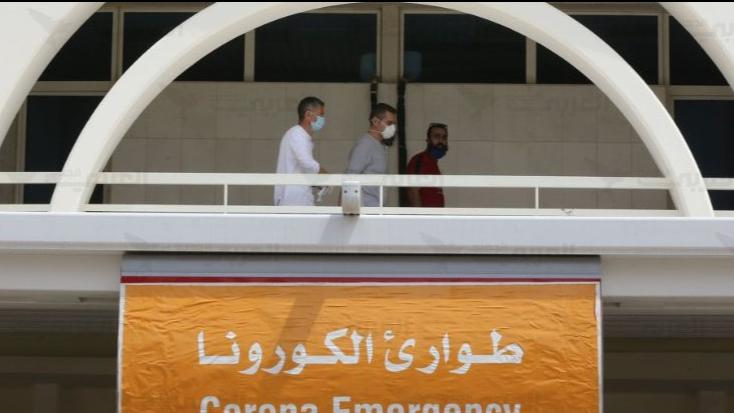"""مستشفى الحريري: 23 إصابة جديدة بـ""""كورونا"""" و 53 حالة حرجة"""
