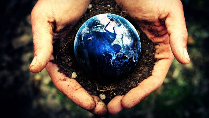 وضاقت الأرض
