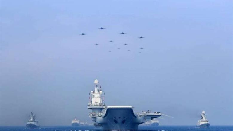 الجيش الأميركي ينتقد تحليق طائرات عسكرية صينية فوق بحر الصين الجنوبي