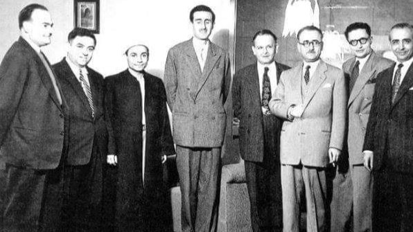 فريد جبران.. المناضل التقدمي النقابي