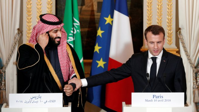 الوضع اللبناني بين ماكرون وبن سلمان