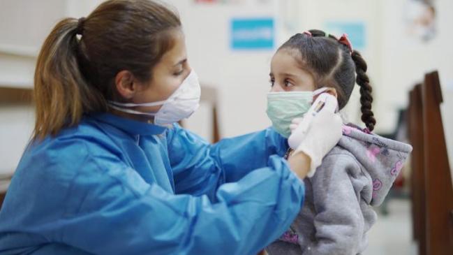 وزارة الصحة: 619 اصابة جديدة