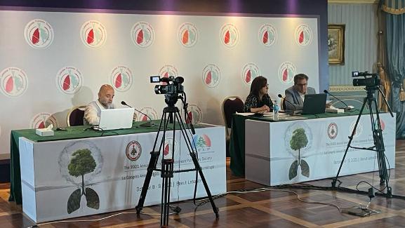 الجمعية اللبنانية للأمراض الصدرية أقامت مؤتمرها السنوي بمشاركة أكثر من400 طبيب عربي وأوروبي