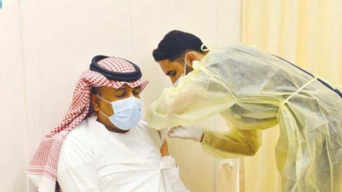 20 مليون شخص تلقوا جرعتي لقاح «كورونا» في السعودية