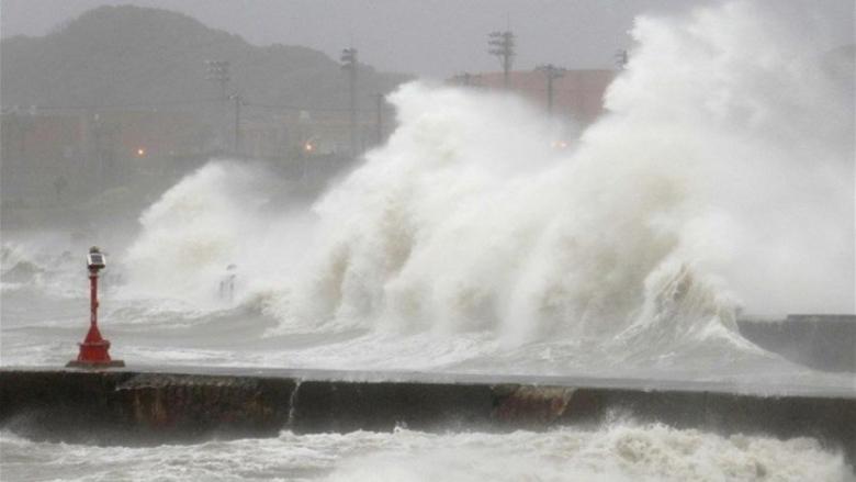 الإعصار كومباسو يضرب الفلبين ويقتل 9 أشخاص