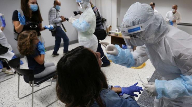 وزارة الصحة: 568 اصابة جديدة بكورونا