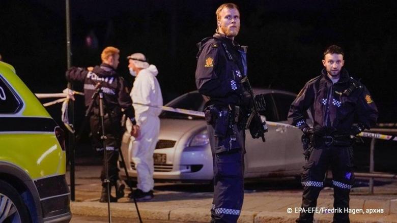 """""""بالقوس والسهم"""".. رجل يقتل ويجرح عدة أشخاص في النرويج"""