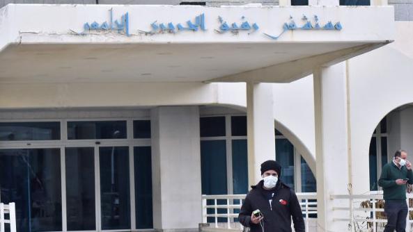 """مستشفى الحريري: 4 إصابات جديدة بـ""""كورونا"""" وست حالات حرجة"""